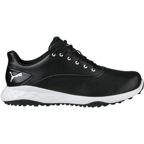 39094f210a0 About this item. Details. Size charts. Shipping   Returns. Q A. PUMA Grip  FUSION Spikeless Golf Shoes Black The Grip FUSION provides next level  comfort ...