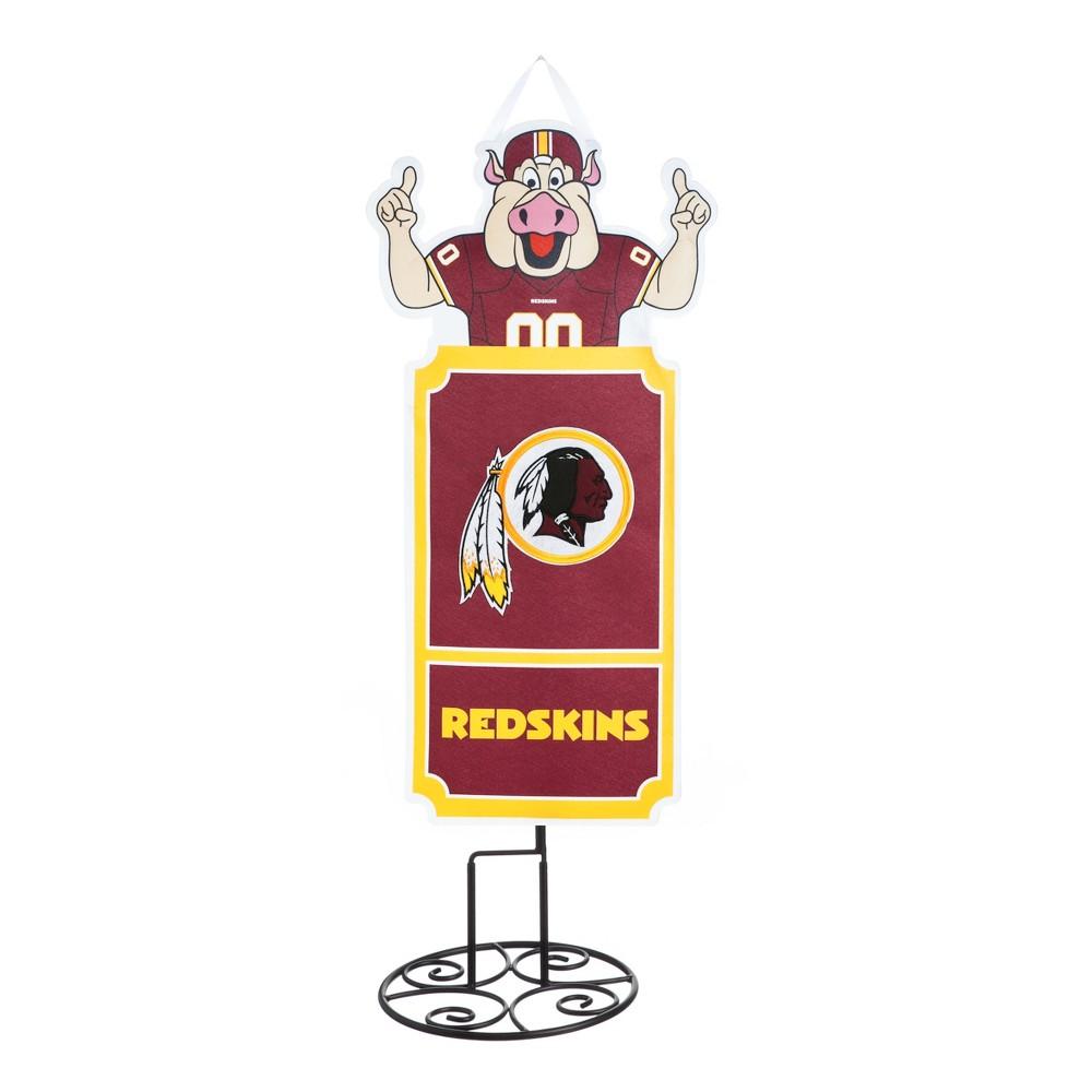 Washington Redskins Statement Stake
