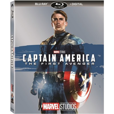 Captain America: The First Avenger (Blu-ray + Digital)