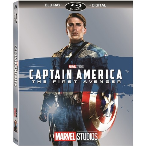 Captain America: The First Avenger (Blu-ray + Digital) - image 1 of 1
