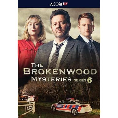 The Brokenwood Mysteries: Series 6 (DVD) - image 1 of 1