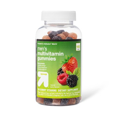Men's Multivitamin Gummies- Berry - 150ct - up & up™