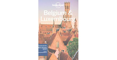 Lonely Planet Belgium & Luxembourg (Paperback) (Helena Smith & Andy Symington & Donna Wheeler) - image 1 of 1