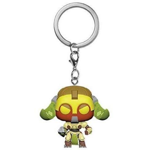 Funko Pop Keychain Overwatch - Orisa Collectible Figure - image 1 of 1