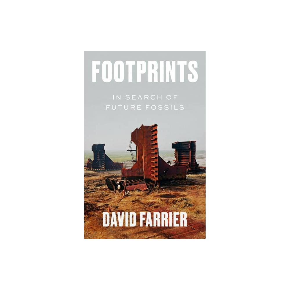 Footprints By David Farrier Hardcover