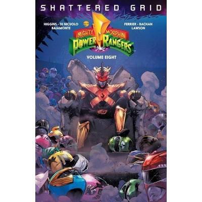Mighty Morphin Power Rangers Comic Book