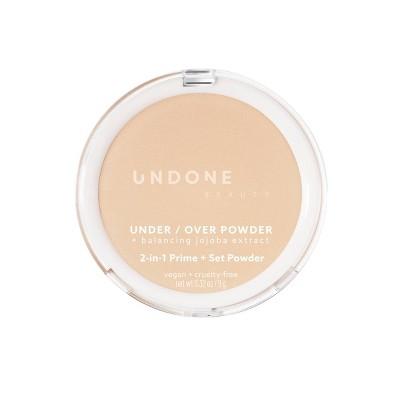 UNDONE BEAUTY Under Over Prime & Set Powder - 0.32oz