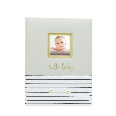 Pearhead Hello Baby, Baby Memory Book