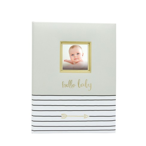 Pearhead Hello Baby, Baby Memory Book - image 1 of 7