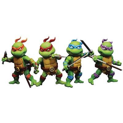 Herocross Company Limited Teenage Mutant Ninja Turtles 3 Inch Hero Cross Die-Cast Figures | Set of 4