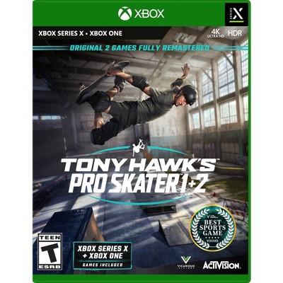 Tony Hawk Pro Skater 1 + 2 - Xbox Series X/Xbox One