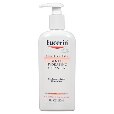 eucerin facial cleanser