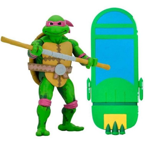 Neca Teenage Mutant Ninja Turtles Turtles In Time 7 Inch Action Figure | Donatello - image 1 of 4