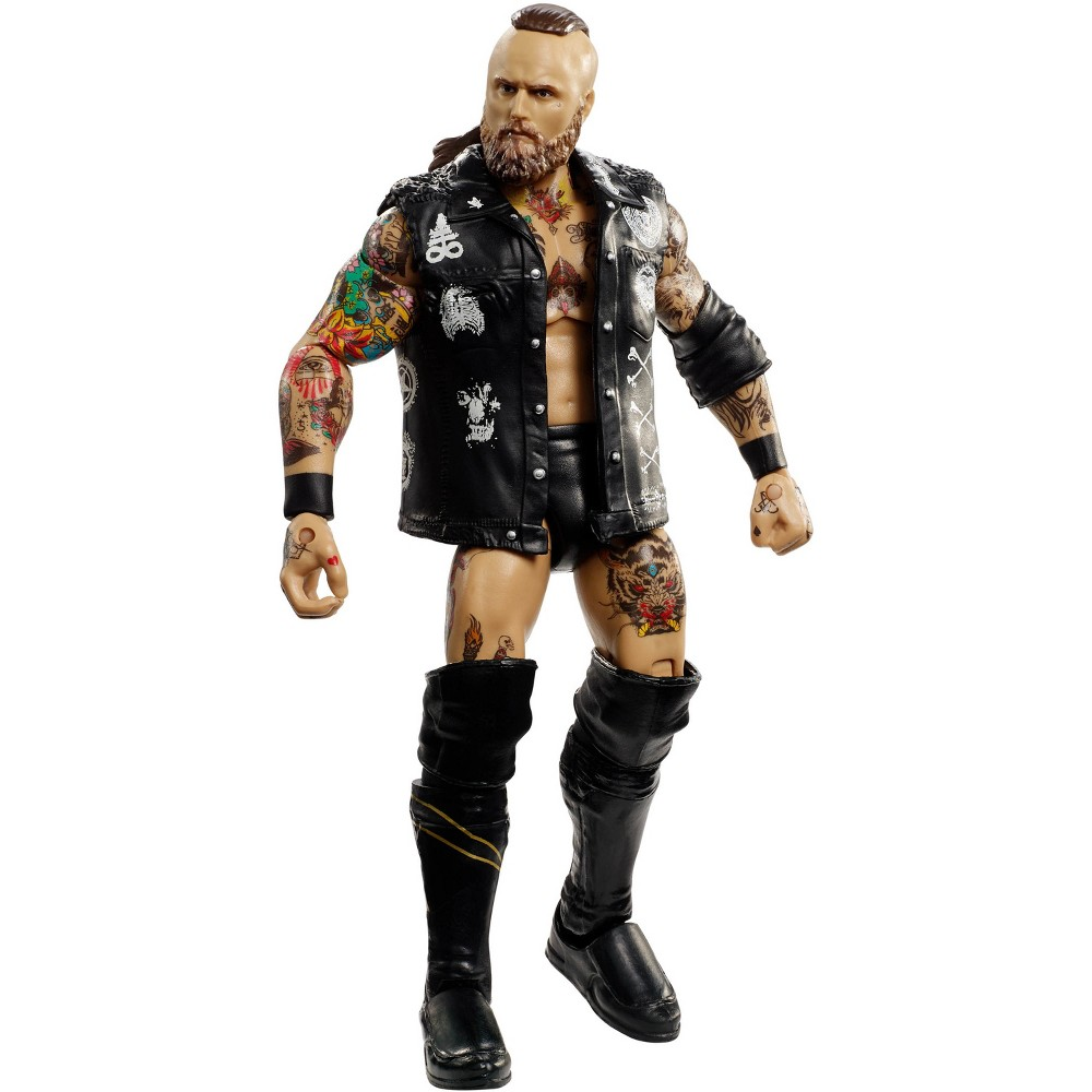 Wwe Elite Collection Nxt Takeover Aleister Black Figure