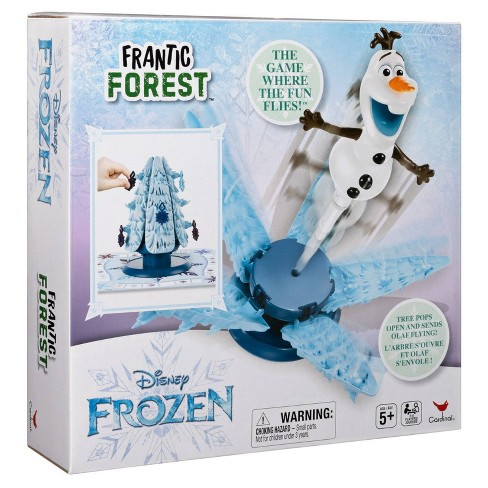 Disney Frozen Frantic Forest Game (Target Exclusive) - image 1 of 3