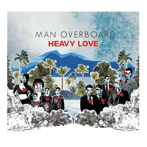 Man overboard - Heavy love (Vinyl) - image 1 of 1