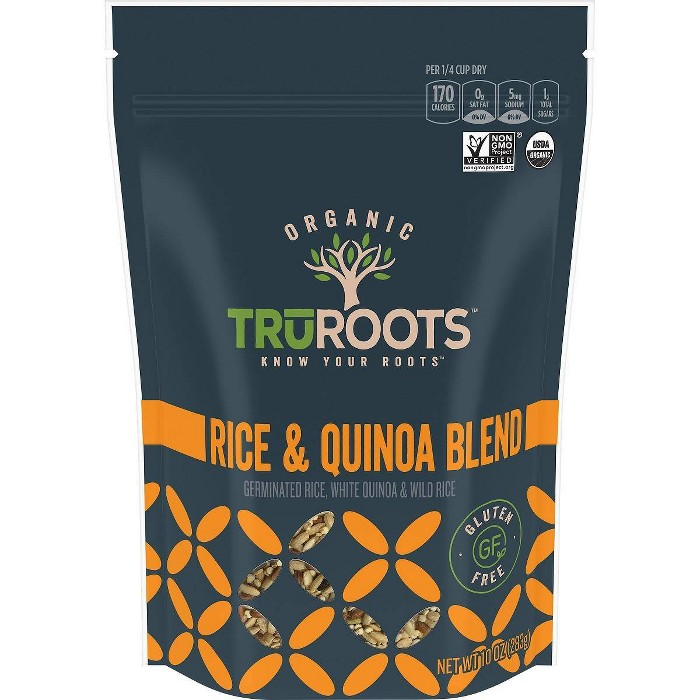 truRoots® Sprouted Rice Quinoa Blend - 10oz - image 1 of 1