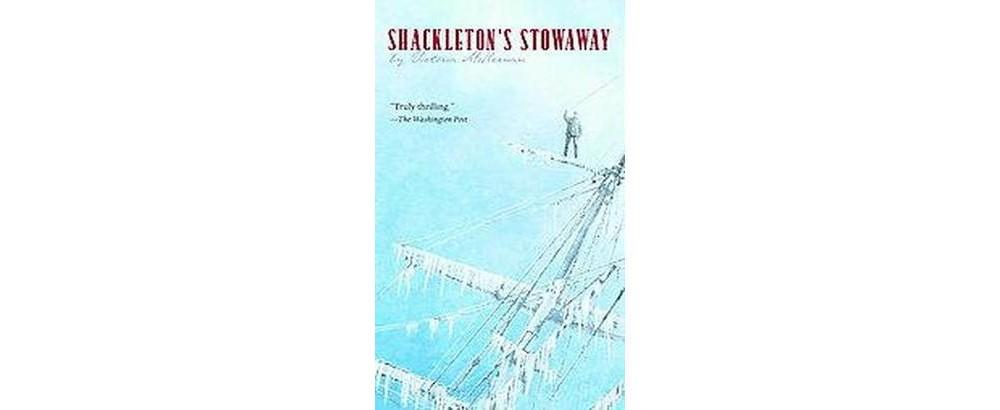 Earth Shackleton's Stowaway (Reprint) (Paperback) (Victor...