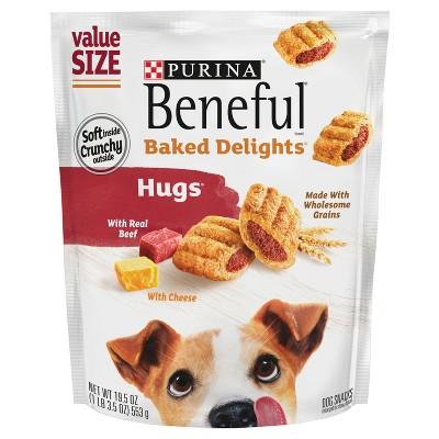 Beneful® Baked Delights Hugs Dog Treats - 19.5oz