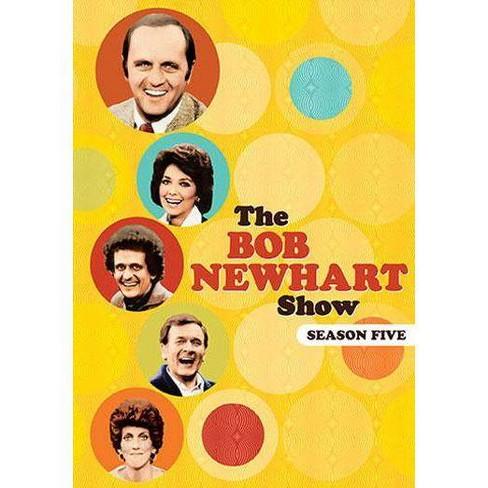 The Bob Newhart Show: Season Five (DVD) - image 1 of 1