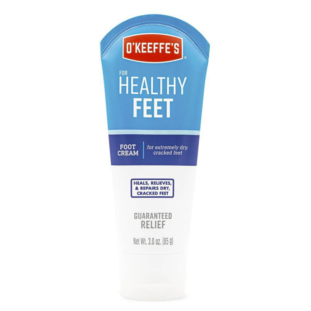 Image of O'Keeffe's Healthy Feet Cream - 3oz
