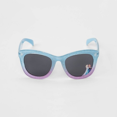 Girls' Frozen Sunglasses - Purple/Blue - image 1 of 2