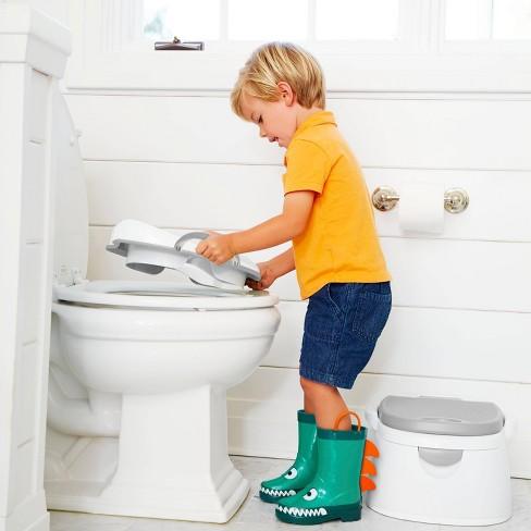 2b04bed90 Munchkin Sturdy™ Potty Seat - White   Target