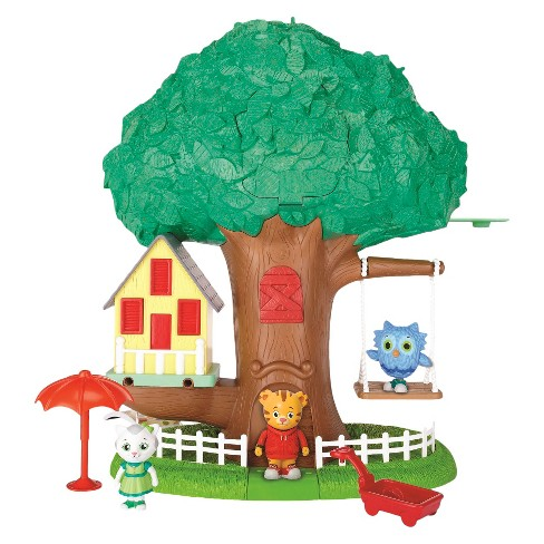 Daniel Tiger's 3-in-1 Transformation Treehouse - image 1 of 3