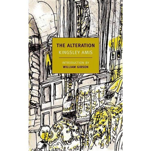 The Alteration - (New York Review Books (Paperback)) by  Kingsley Amis (Paperback) - image 1 of 1