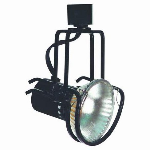 Cal Lighting Ht 239 Contemporary Modern 1 Light Line Voltage Wire Form Track Head For Series Systems