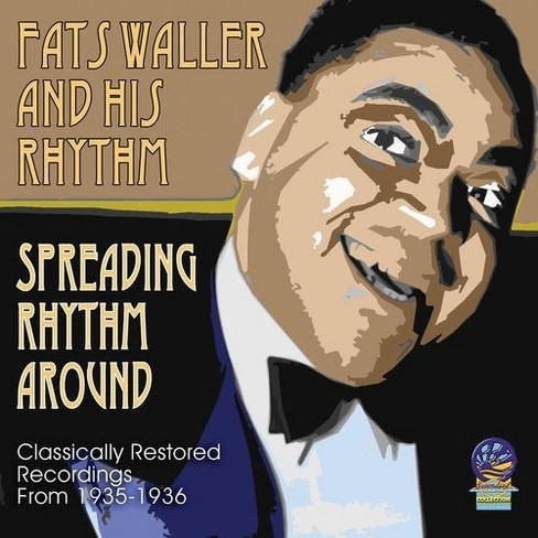 Fats Waller - Spreadin' Rhythm Around (CD) - image 1 of 1