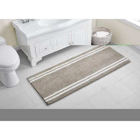 Hotel Border Memory Foam Bath Runner - VCNY - image 1 of 1