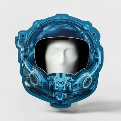 Adult Light-Up Astronaut Helmet Halloween Costume Accessory - Hyde & EEK! Boutique™
