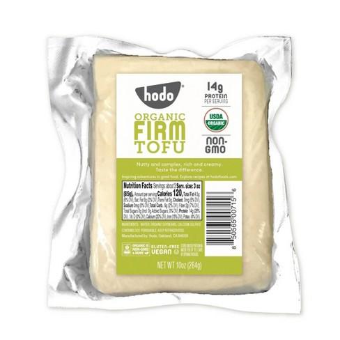 Hodo Organic Vegan Firm Tofu - 10oz - image 1 of 2