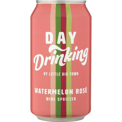 Day Drinking Watermelon Rosé Wine - 375ml Can