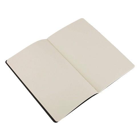 3ct blank journals 5 25 x 8 25 black moleskine target