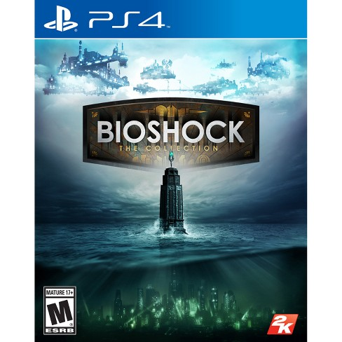 BioShock: The Collection PRE-OWNED - PlayStation 4 - image 1 of 1