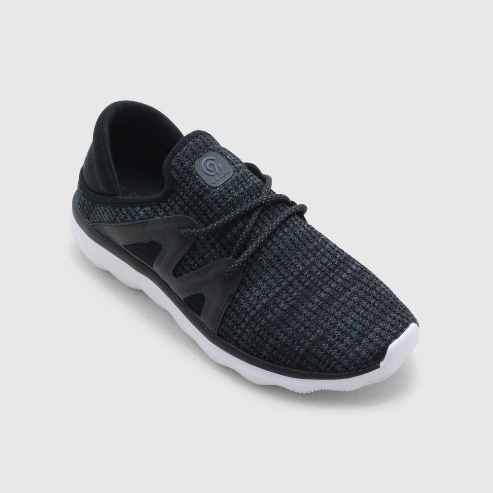 Women's Poise 3 Wide Width Knit Sneakers - C9 Champion Black 9.5W, Size: 9.5 Wide