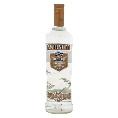 Smirnoff Vanilla Twist Vodka - 750ml Bottle - image 1 of 1