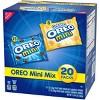 Nabisco Oreo Mini Mix - 1oz/20ct - image 4 of 4