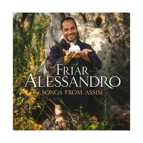 Friar Alessandro - Songs From Assisi (CD) - image 1 of 1
