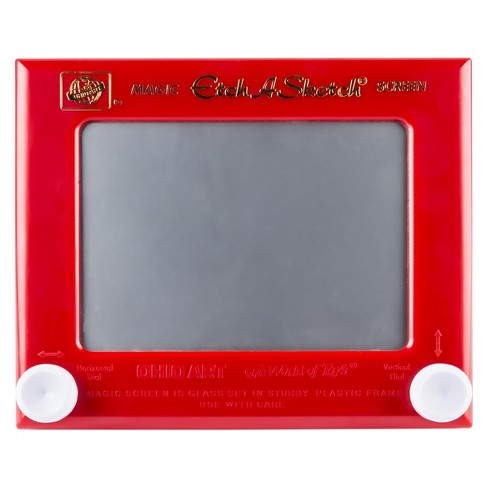 Etch A Sketch - Classic - Red - image 1 of 4