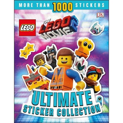 Lego Movie 2 Ultimate Sticker Collection -  by Julia March (Paperback) - image 1 of 1