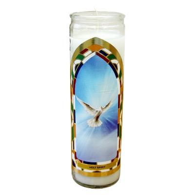 Jar Candle Espiritu Santo White Vanilla - Continental Candle