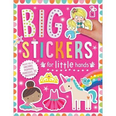 My Unicorns and Mermaids Sticker Book -  by Ltd. Make Believe Ideas (Paperback)