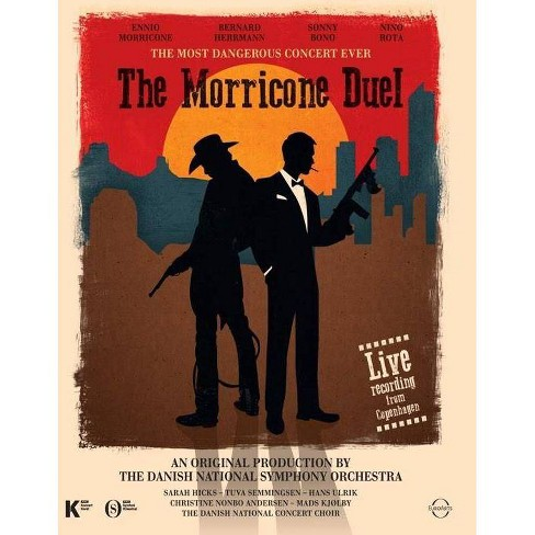 Morricone Duel (Blu-ray) - image 1 of 1