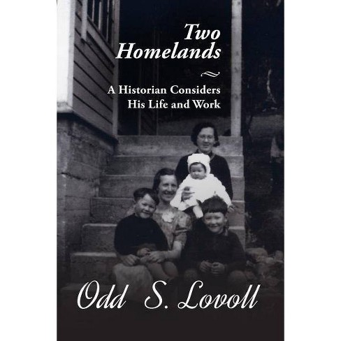 Two Homelands - by  Odd Lovoll (Paperback) - image 1 of 1