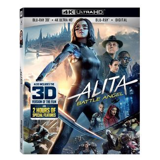 Alita: Battle Angel (4K/UHD)