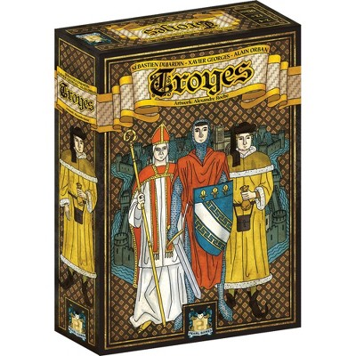 Pearl Games Troyes Board Game