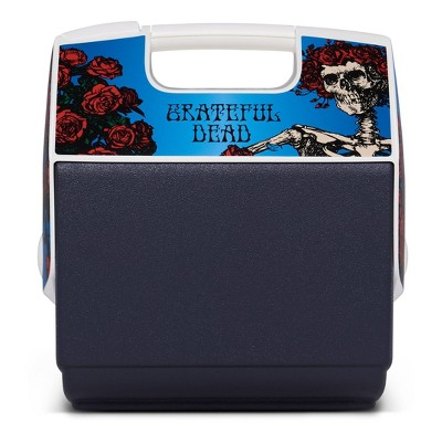 Igloo Playmate Pal Grateful Dead Blue Bertha 7qt Portable Cooler